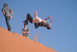 school trip at Morocco Adventure 5 day