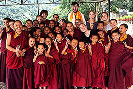 Volunteer & Adventure School Trip to Nepal - From £699 per person