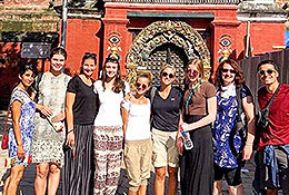 school tours Volunteer & Adventure School Trip to Nepal - From £699 per person