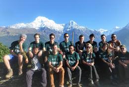 school tours Care Volunteering in Nepal