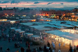 Morocco  University Trips photograph