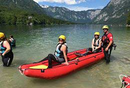 Slovenia – Lake Bohinj Adventure