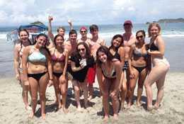 Summer Camp in Costa Rica school groups