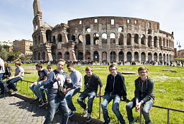 History and Classics trips to Rome with Equity