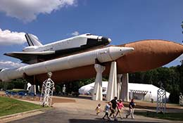 Huntsville's Advances Space Camp – Alabama USA photograph