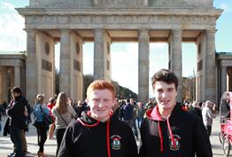 Equity History Trips to Germany school groups