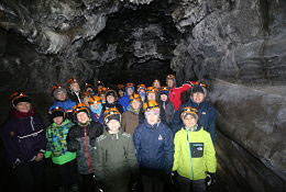 Adventure South Iceland school groups