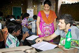 school trip at Volunteer & Adventure School Trip to India - From £699 per person