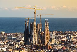 Art and Design trips to Barcelona with Equity school groups