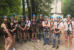 Slovenia – Lake Bohinj Adventure school groups
