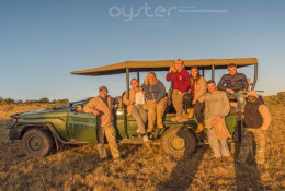 Wildlife conservation and care experience in South Africa