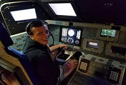 school trip at Huntsville's Advances Space Camp – Alabama USA