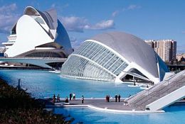 school tours Arts and Science in Valencia Spain