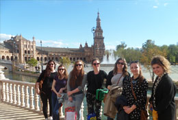 Spanish Language in Andalucía school groups