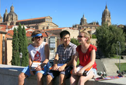 Spanish Program in Salamanca school groups