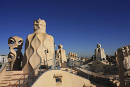 Art and Design trips to Barcelona with Equity