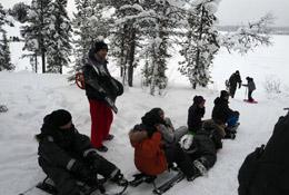 Sweden Winter Ski Adventure