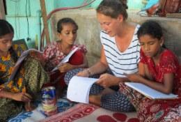 Teaching and Education Volunteer Trips Worldwide school groups