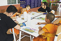Volunteer & Adventure School Trip to Thailand - From £699 per person