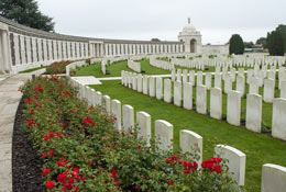 Discover the WW1 Battlefields