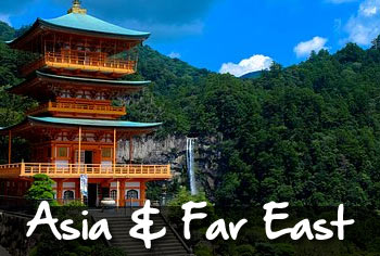 far east and china