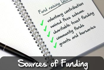 school trip funding sources
