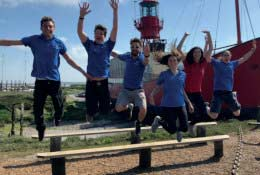 Fellowship Afloat Charitable Trust school groups