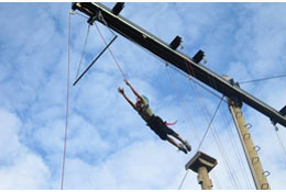 Ford Castle Outdoor Activity Residential Centre school groups