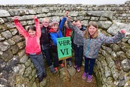 Housesteads Roman Fort school groups