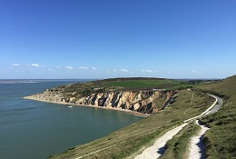 school trip at Isle of Wight for Primary & Middle schools