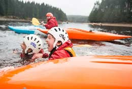 Scout Adventures - North England school groups