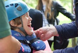 school trip at Lake District Calvert Trust