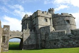 Pendennis Castle photograph