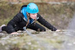 school trip at Scout Adventures - Wales