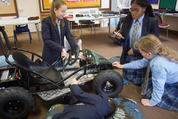STEMgineers: Hydraulics & Mechanics