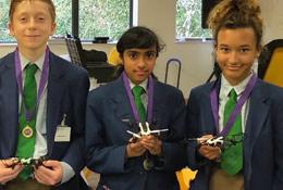 school trip at STEMdrones-Drone Coding
