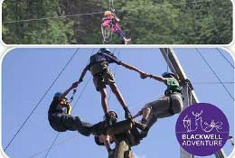 Blackwell Adventure school groups