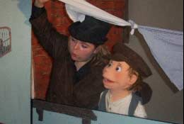 Oliver Twist Christmas Production