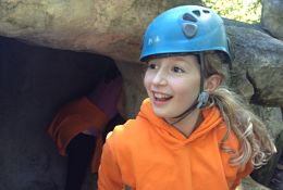 school trip at Walton Firs Activity Centre