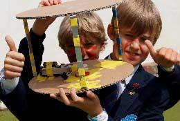 Amazing STEM Shows & Workshops school groups