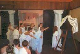The Amazing Greeks school groups