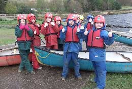 Crowden Outdoor Education Centre school groups
