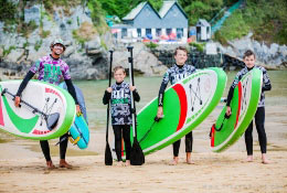 Watersports, Sustainability and Beach Studies