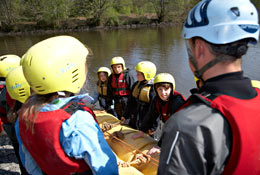 Abernant Lake school groups