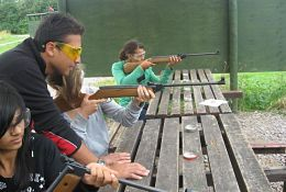 Leicester Outdoor Pursuits Centre photograph