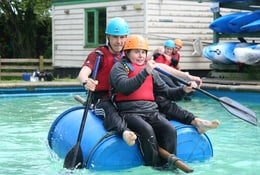 Residential trips to Lambourne End Activity Centre