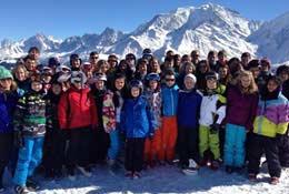 Ski Adaptable school groups