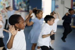 African Dance Workshops photograph