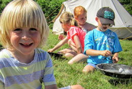 Allnatt School Camps photograph