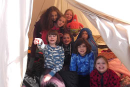 Allnatt School Camps school groups